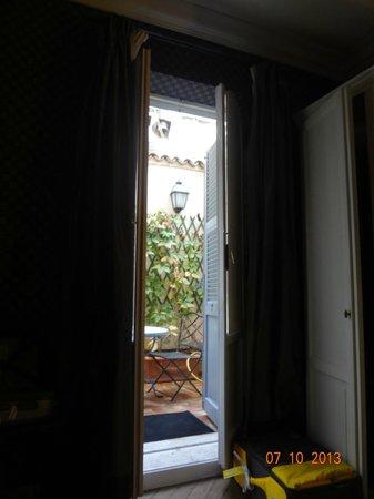 Hotel Anahi: вместо окна :)