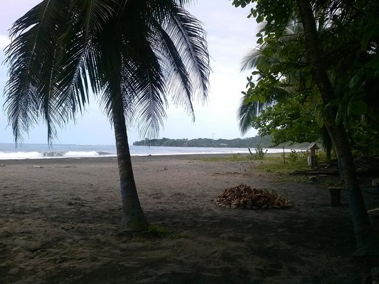 Casitas Joanna: the beach is only about 100 meters from casitas.