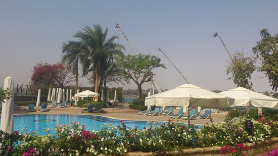 Steigenberger Nile Palace Luxor: pool