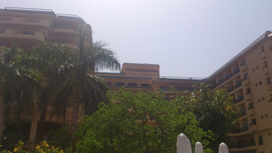 Steigenberger Nile Palace Luxor : nile view rooms