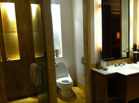 The Dharmawangsa Jakarta: bathroom mewah