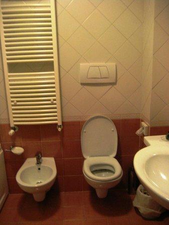Relais Dell'Olmo: Angolo toilette