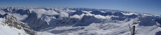 Zugspitze : From the Top