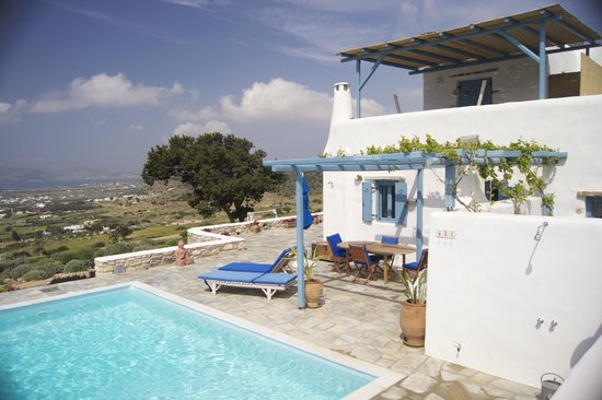 Aliki, Greece: Inner Space Greek Island Retreat
