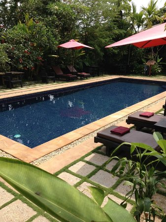 The Moon Boutique Hotel: Pool