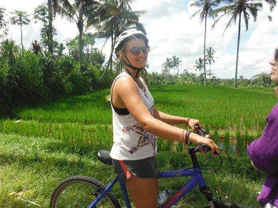 Bali On Bike: off we go