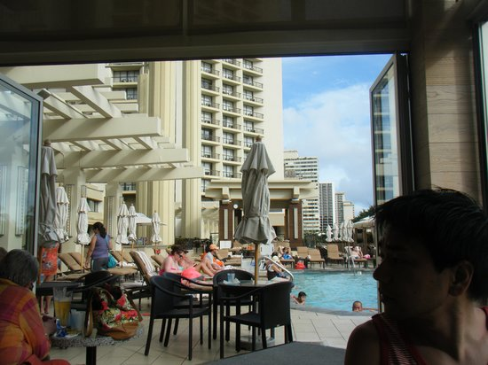 Hyatt Regency Waikiki Resort & Spa: Swim