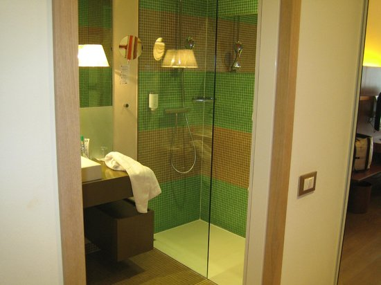 Hotel Therme Meran: bagno