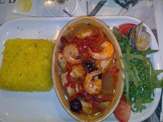 Bistrot a Thon: Paella guatémaltèque