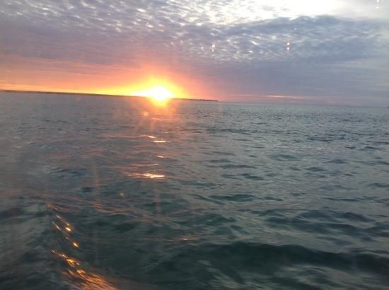 Travelodge Mirambeena Resort Darwin: the perfect sunset