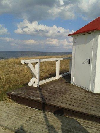Hotel Polar-Stern: Stranden ved Kühlungsborn