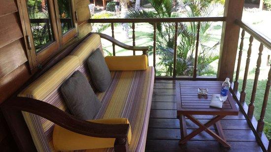 Coco Beach Resort: Bungalow