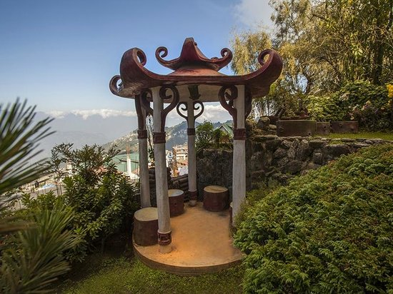 Sinclairs Darjeeling: Pagoda
