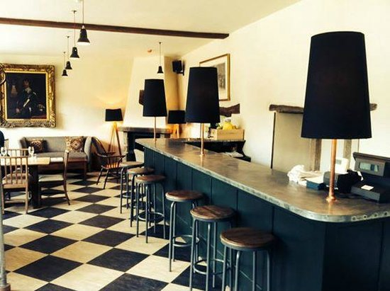 The New Yard Restaurant: Trelowarren New Yard Restaurant