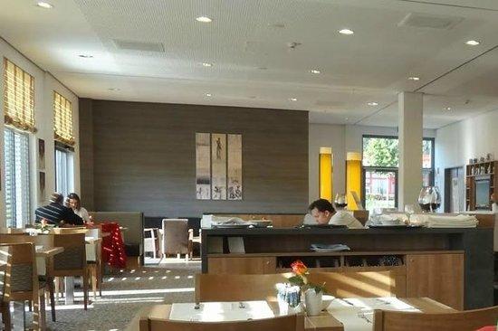 Holiday Inn Express Nurnberg-Schwabach: 大廳寬敞舒適