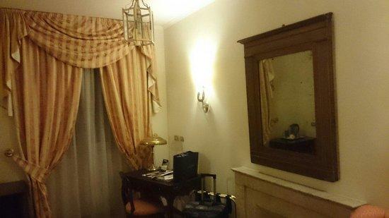 Albergo Cesari : Sitting room