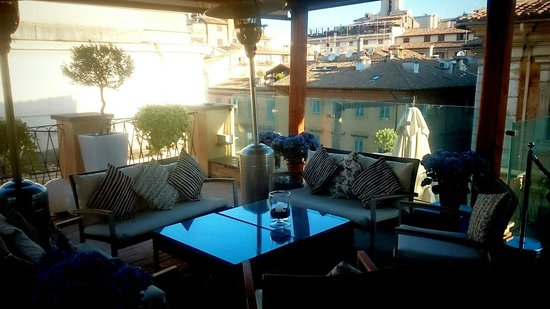 Albergo Cesari: Perfect place to relax