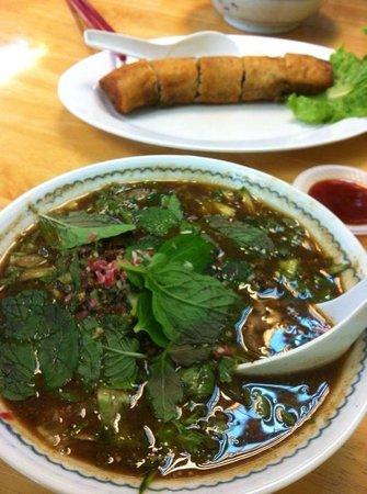 Zhu Yuan Vegetarian Restaurant : LARSA麺^^/ Must Try!!!