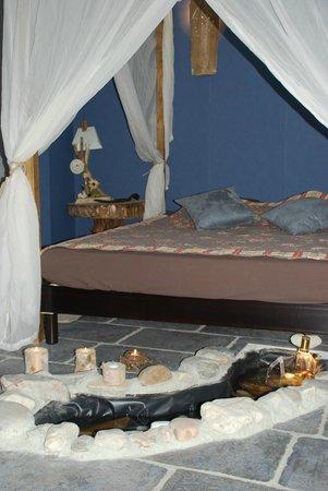 Secret d'une Nuit Chambres d'hôtes : chambre crusoe