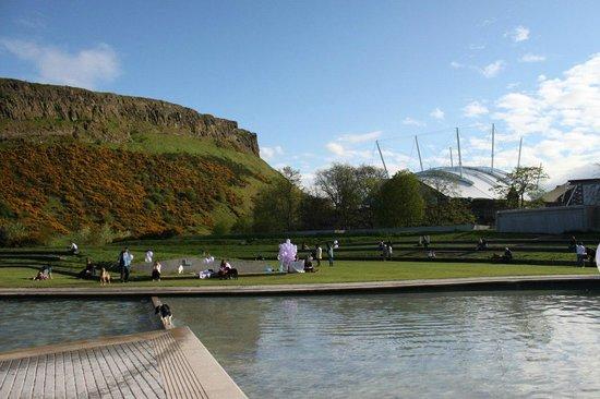Holyrood Park: Парк Холируд