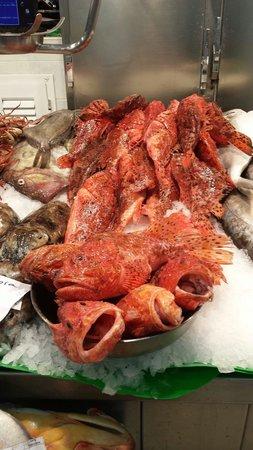 Restaurante Sa Nansa: Nuestra materia prima , peix nostrum !