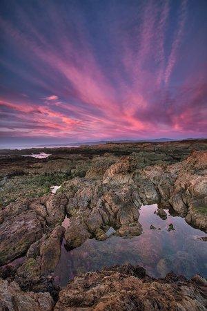 Hidden Pines RV Resort & Campground : Super Sunsets