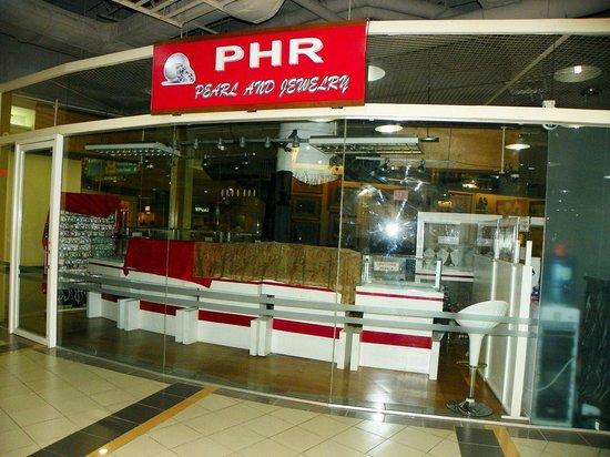 The Bellevue Manila: PHR shop in Festival Mall