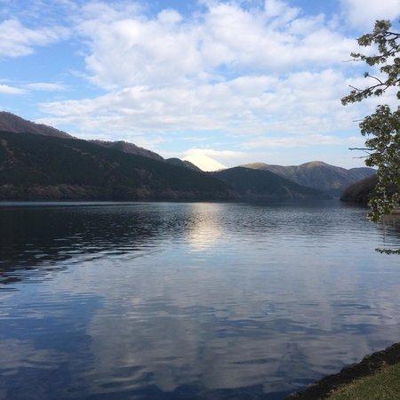 The Prince Hakone Lake Ashinoko: Mt Fuji