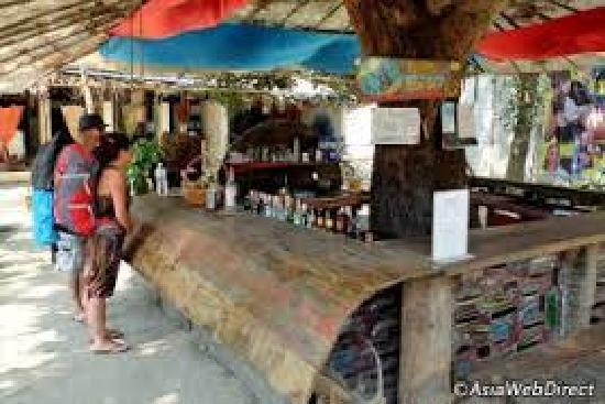 Utopia International Delights: Recycled longtail boat