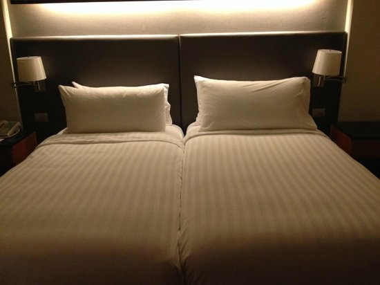 Chatrium Residence Sathon Bangkok: Bedroom
