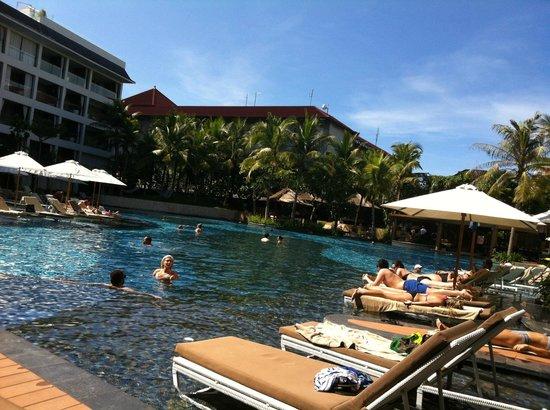The Stones Hotel - Legian Bali, Autograph Collection : Pool Area