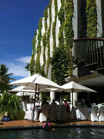 The Stones Hotel - Legian Bali, Autograph Collection: Pool Area