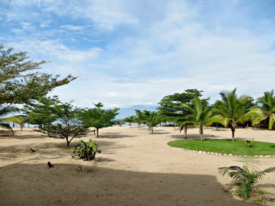 Hotel Club du Lac Tanganyika : The view from my room