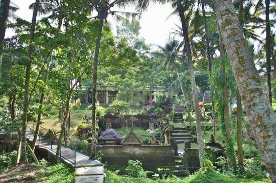 Plataran Ubud Hotel & Spa: беседка