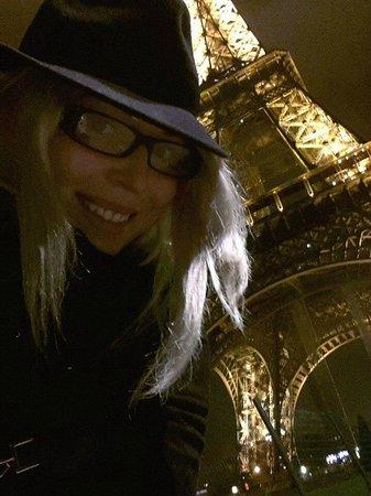 Tour Eiffel : Бонжур!