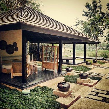 Le Meridien Chiang Rai Resort: Hotel Spa