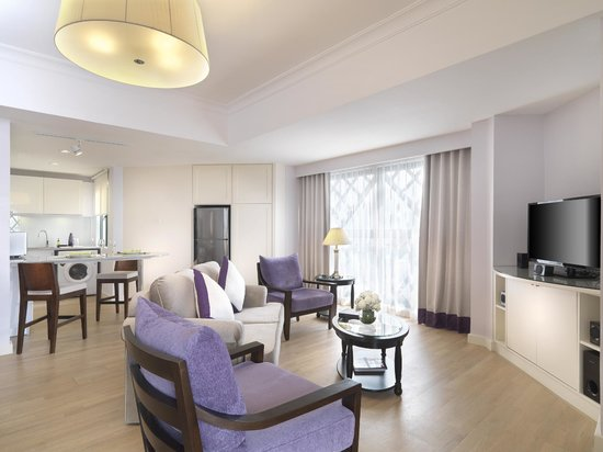 Ambassador Row Hotel Suites by Lanson Place : Two-Bedroom Deluxe Duta Suite