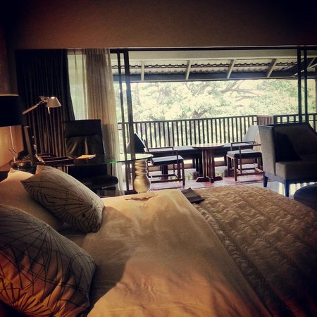 Le Meridien Chiang Rai Resort: Large, spacious and modern room