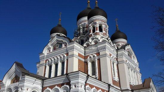 Alexander-Newski-Kathedrale: spectacular view