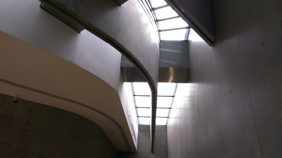 MAXXI - Museo Nazionale delle Arti del XXI Secolo : Interno