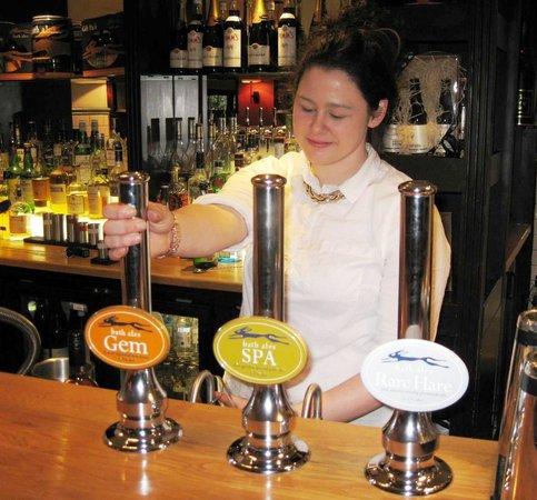 Bath Ales at 'Graze', Cirencester