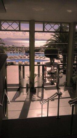 IBEROSTAR Lanzarote Park : view from lobby