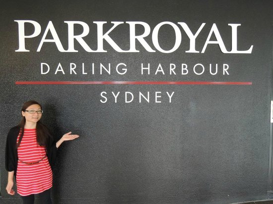 PARKROYAL Darling Harbour Sydney: Excellent service