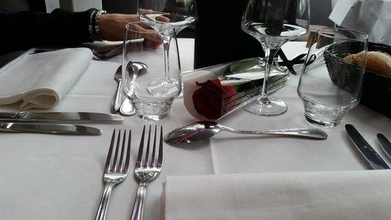 Le VIP Paris Yacht Hotel : dîner romantique