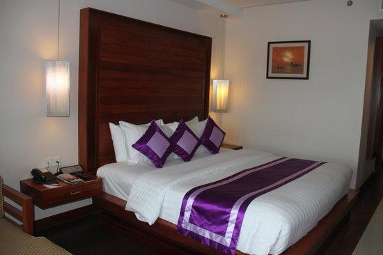 Angkor Miracle Resort & Spa: Bed
