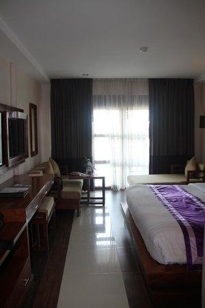 Angkor Miracle Resort & Spa : Room