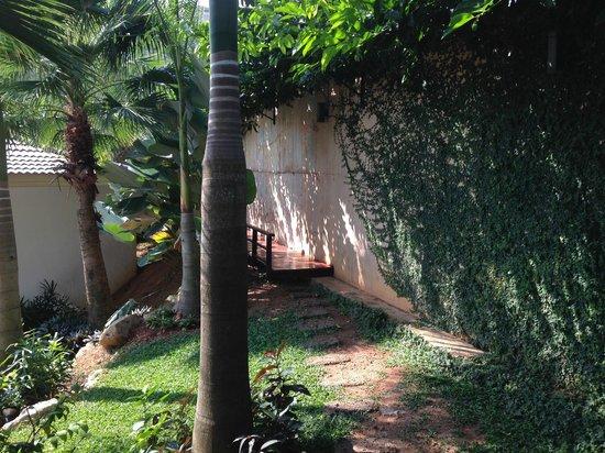 Mantra Samui Resort: Giardino