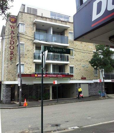 Waldorf Sydney Central Serviced Apartments: South Sydney Waldorf Apartment Hotel