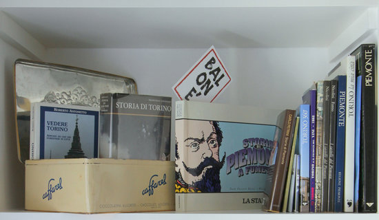B&B Il Bonet: Libreria
