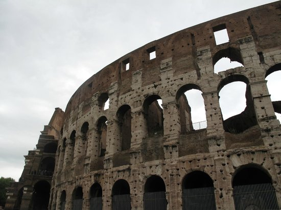 Rome Tours With Kids - Private Tours: colosseum